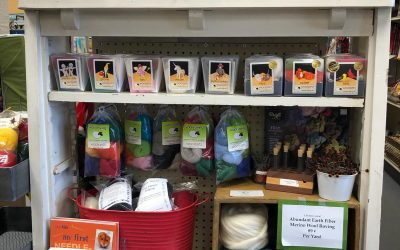 Needle Felting Supplies!